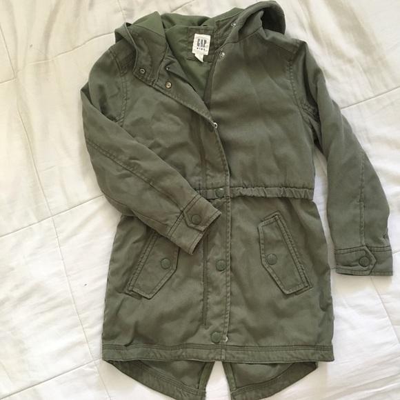 GAP Other - Green Gap jacket!